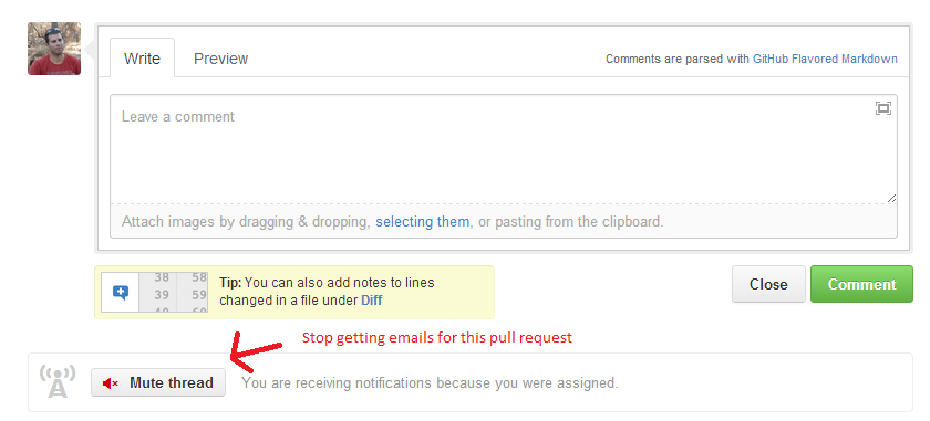 GIT Pull Requests Using GitHub (1/6)